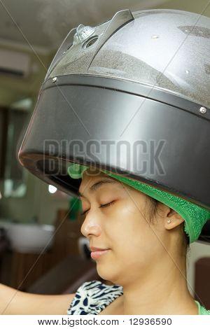 Hair Steam