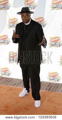 Reverend Run at the Nickelodeon's 20th Annual Kids' Choice Awards held at the Pauley Pavilion in Westwood, USA on March 31, 2007.