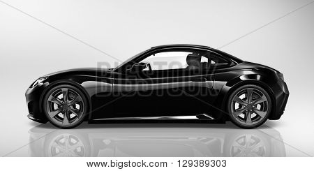 Car Automobile Speed Land Transportation Concept