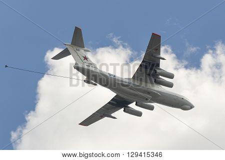 Air Tanker Ilyushin Il-78
