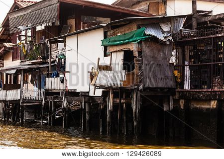 Asian Slum