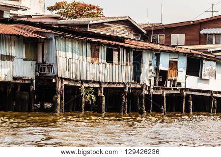 Wooden Slum