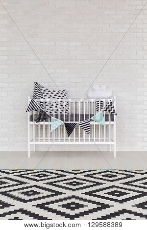 Bright As A Baby Room Can Be