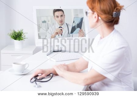Concerned About The Patient's Health