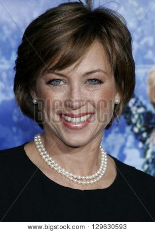 Dorothy Hamill at the Los Angeles premiere of 'Blades of Glory' held at the Mann's Chinese Theater in Hollywood, USA on March 28, 2007.