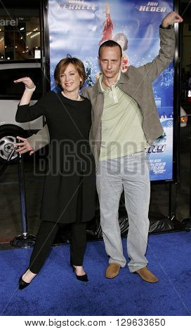 Dorothy Hamill and Brian Boitano at the Los Angeles premiere of 'Blades of Glory' held at the Mann's Chinese Theater in Hollywood, USA on March 28, 2007.