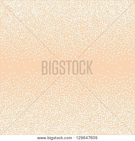 Vector template for your text. Explosion of confetti circles.Template for your design card.