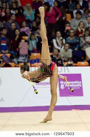 Karina Kuznetsova, Clubs. Russia