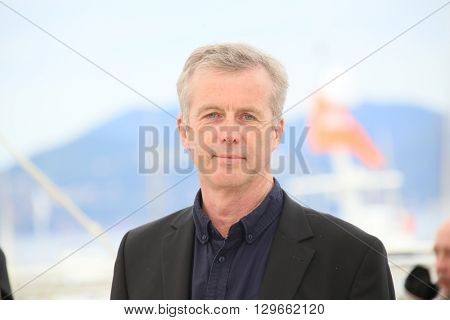 Bruno Dumont attends the 'Slack Bay' (Ma Loute) Photocall during the 69th annual Cannes Film Festival at the Palais des Festivals on May 13, 2016 in Cannes, France.
