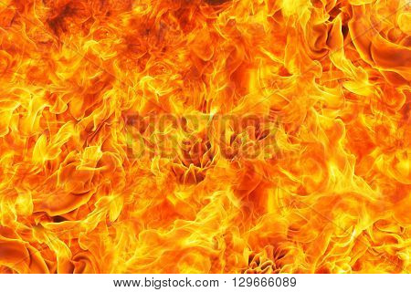 Burning fire flame background. Blaze fire flame texture background.
