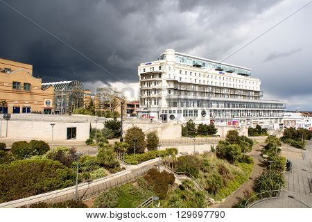 Park Inn Palace In Southend-on-sea