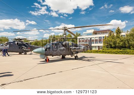 Ka-52 Russian Military Helicopters
