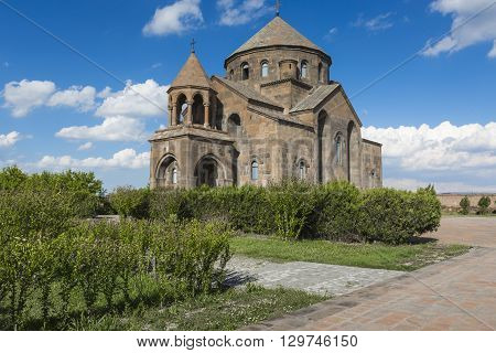 The Snt. Hripsime Ancient Church, Echmiadzin, Armenia