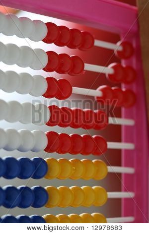 Abacus Background