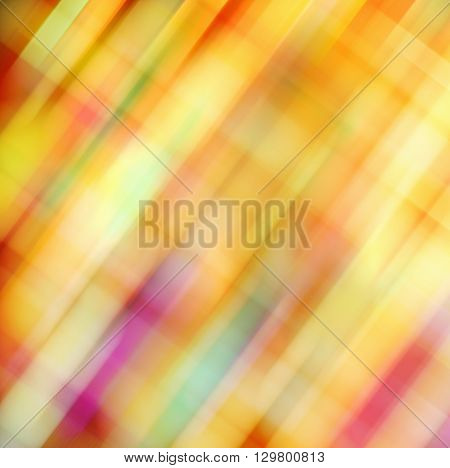 Bright Abstract Background With Glitter And Move Motion Blur