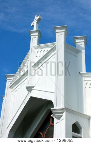 Church Reaches For The Sky