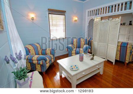 Lounge Room Setting