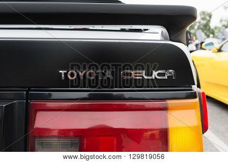 Toyota Celica Emblem