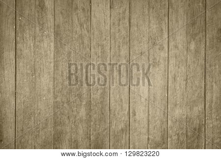 Wooden texture background with vintage filter, stock photo
