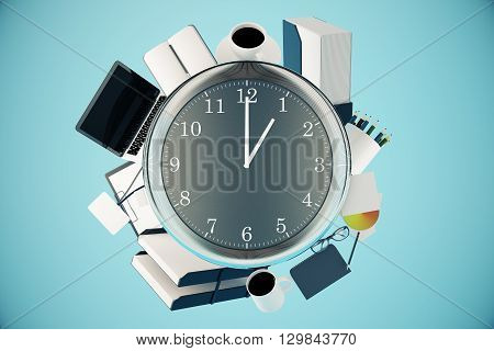 Office Tools Around Clock