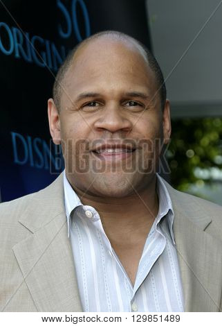 Rondell Sheridan at the Los Angeles premiere of 'Tiger Cruise' held at the DGA Theatre in Los Angeles, USA on July 27, 2004.
