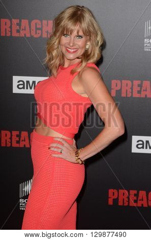 LOS ANGELES - MAY 14:  Audrey Walters at the Preacher Premiere Screening at the Regal 14 Theaters on May 14, 2016 in Los Angeles, CA