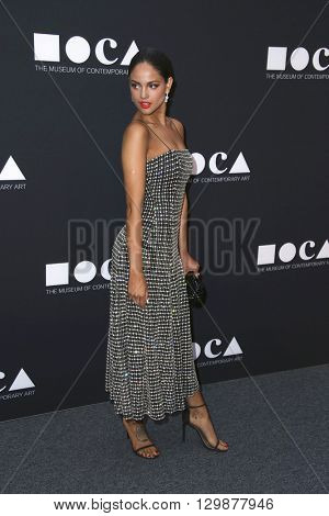 LOS ANGELES - MAY 14:  Eiza Gonzalez at the MOCA Gala at the Geffen Contemporary at MOCA on May 14, 2016 in Los Angeles, CA