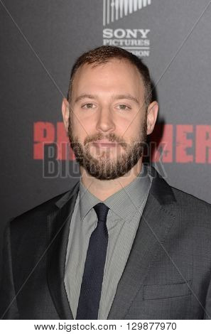 LOS ANGELES - MAY 14:  Evan Goldberg at the Preacher Premiere Screening at the Regal 14 Theaters on May 14, 2016 in Los Angeles, CA