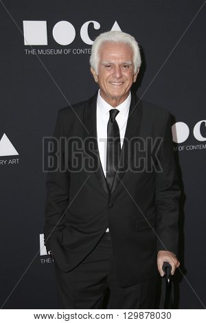 LOS ANGELES - MAY 14:  Maurice Marciano at the MOCA Gala at the Geffen Contemporary at MOCA on May 14, 2016 in Los Angeles, CA