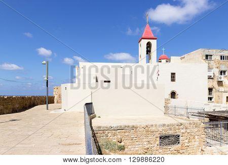 White Maronites House