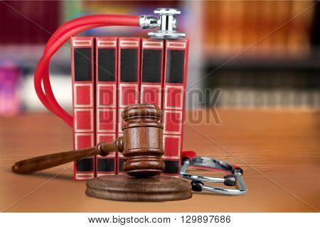 Medical law.
