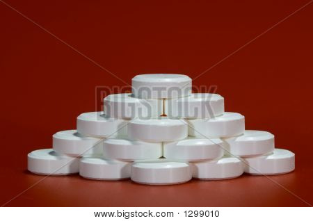Pyramidion From Pill