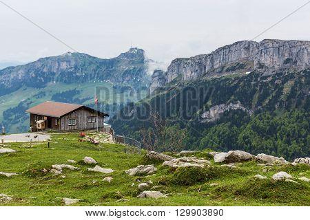 Ebenalp, Appenzell, Switzerland