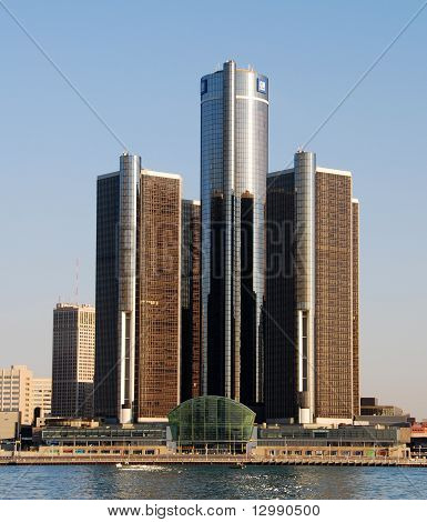 General Motors corporate headquarters