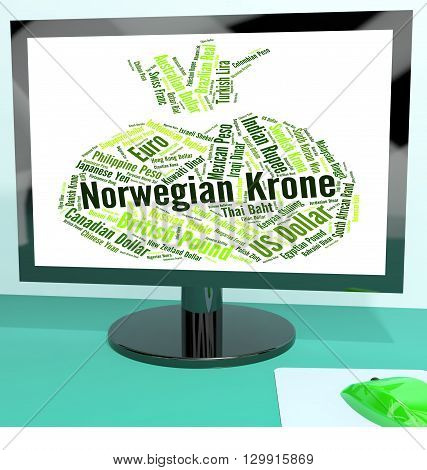 Norwegian Krone Indicates Forex Trading And Coin