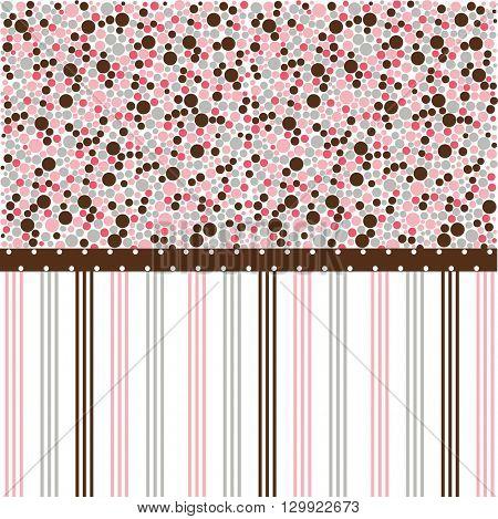 Seamless pattern, wallpaper