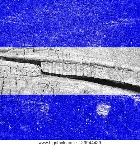 Juliet maritime signal flag