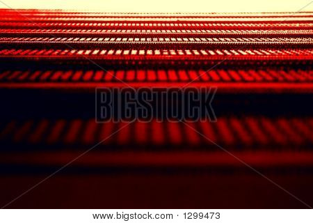Abstract Red Texture