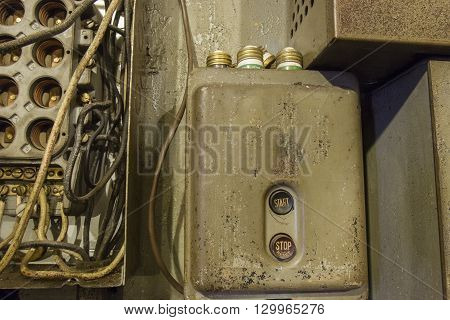 Fuse Box With Fuses