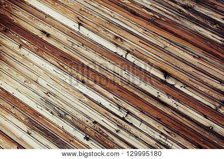 Vintage brown wooden background. Brown old boards. Wooden background. Wooden texture.