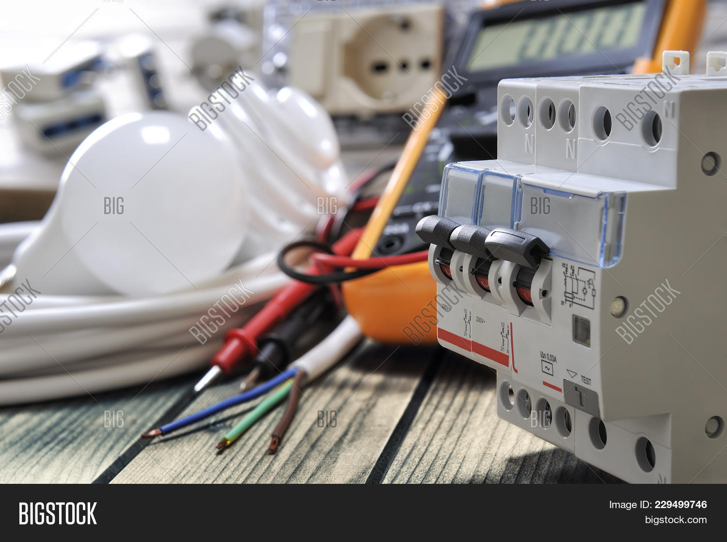 Close- Switches Image & Photo (Free Trial) | Bigstock