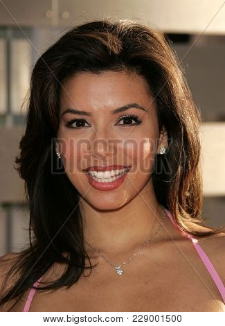 LOS ANGELES - JUL 13:  Eva Longoria at the ABC Summer Press Tour Party 2004  on July 13, 2004 in Century City, CA.