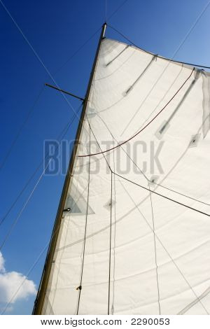 Sail Against Sky