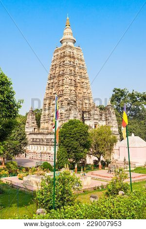Bodh Gaya Is A Religious Site And Place Of Pilgrimage Associated With The Mahabodhi Temple In Gaya,