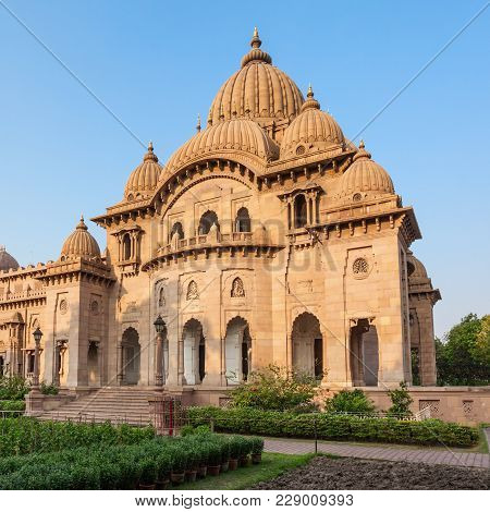 Belur Math Or Belur Mutt Is The Headquarters Of The Ramakrishna Math And Mission, Founded By Swami V