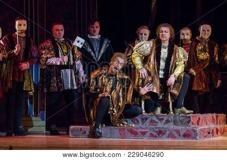 Classical Opera Rigoletto