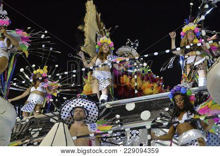Carnival 2018 - Rocinha