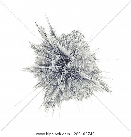 Abstract Gray Colored Background. Coral Texture. Closeup, Hi-res Illustration For Your Brochure, Fly