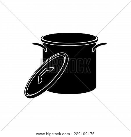 Pan Icon. Element Of Kitchenware Icon. Premium Quality Graphic Design. Signs, Outline Symbols Collec