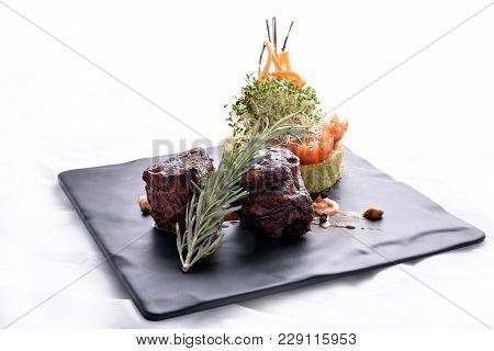 Tuna With Mashed Potatoes